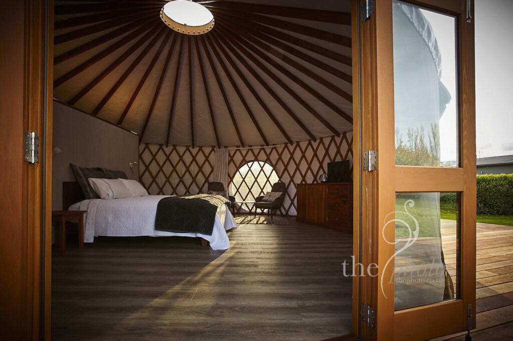 photography of luxury accommodation NZ